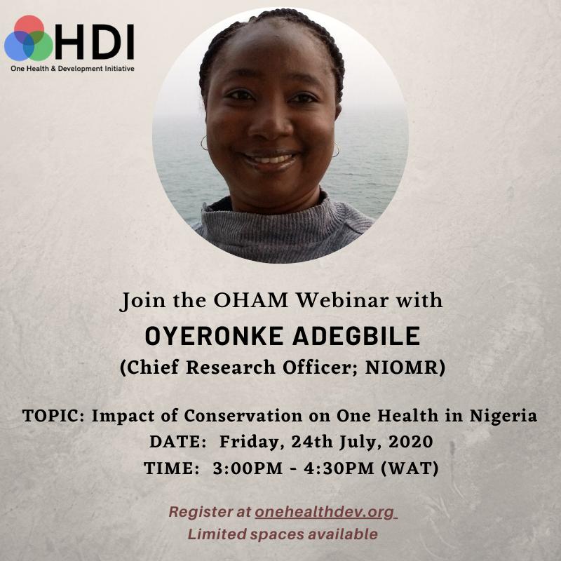 Oyeronke Adegbile e-flyer