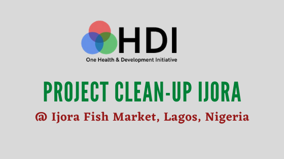 Project Clean-up Ijora