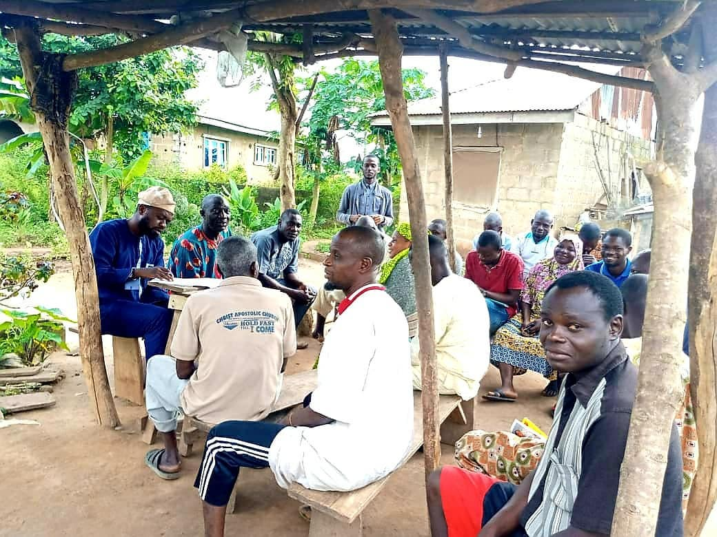 Stakeholders Meeting with Pagun Community