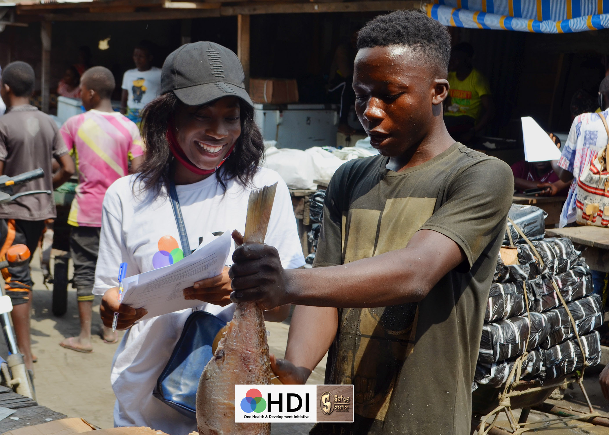 Project Clean-Up Ijora Fish Market