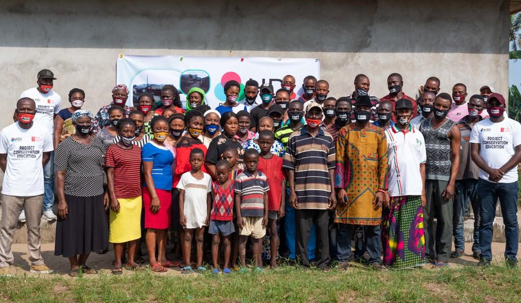 Iwuopom Community Training Participants