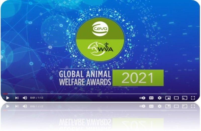 Global Animal Welfare Awards logo
