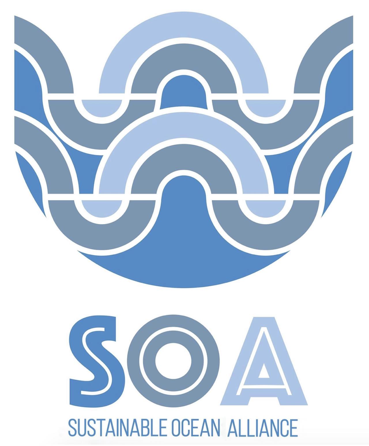 Sustainable Ocean Alliance (SOA) logo