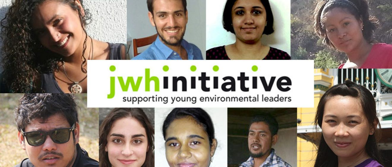 JWH-Initiative-Grants-2019-for-Young-Environmental-Leaders