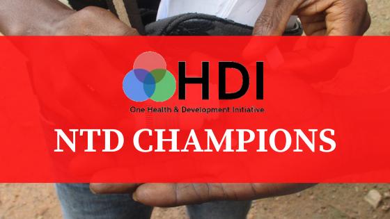 Project SCHISTO NTD Champions logo